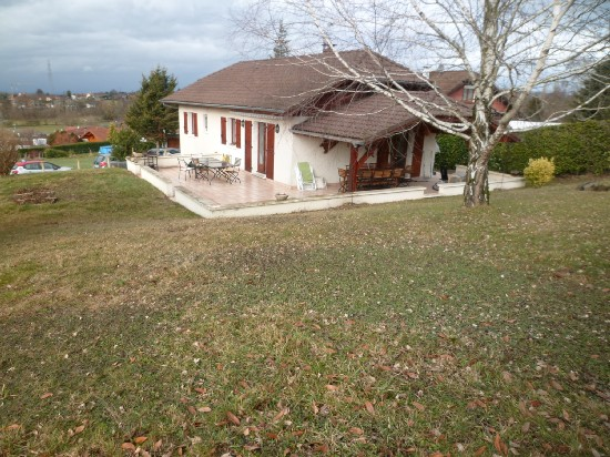 vente maison SAINT CERGUES 4 pieces, 94m
