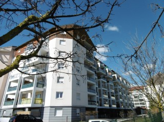 Location  ANNEMASSE appartement 2 pieces, 39m2 habitables, a ANNEMASSE